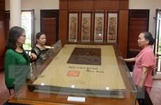 Trưng bày di sản văn chương và Truyện Kiều ở quê hương Nguyễn Du
