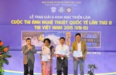 Việt Nam đoạt các giải chính Cuộc thi ảnh nghệ thuật quốc tế