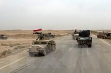An ninh Iraq giao tranh với IS, ít nhất 39 người thiệt mạng