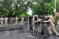 300 kẻ khủng bố xâm nhập vào Ấn Độ từ Jammu-Kashmir