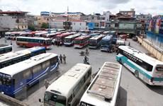Hải Phòng ngày càng quá tải các chuyến xe khách đi qua nội đô