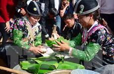 Đại ngàn Tây Bắc rộn rã ngày hội văn hóa dân tộc H'Mông