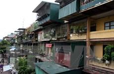"""Cải tạo chung cư cũ tại Hà Nội vẫn """"ì ạch"""" do nhiều vướng mắc"""