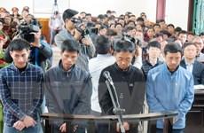Sập giàn giáo ở Hà Tĩnh: Gia đình bị hại xin giảm án cho bị cáo