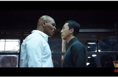 """[Video] Chân Tử Đan song đấu võ sỹ Mike Tyson trong """"Diệp Vấn 3"""""""