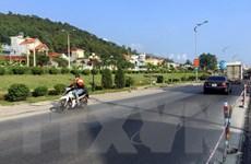 Quảng Ninh cơ bản khắc phục xong các vết lún trên Quốc lộ 18