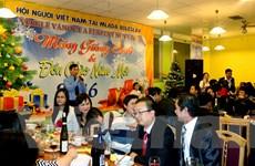 Người Việt ở Séc đón Năm mới: Đặt vấn đề an ninh lên hàng đầu