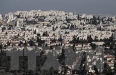 Chính quyền Israel dự định xây 55.000 nhà định cư tại Bờ Tây
