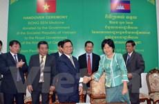 Việt Nam hỗ trợ Campuchia lô thuốc cai nghiện ma túy 3 tỷ đồng