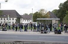 Phụ nữ bản xứ Đức bị cả nghìn thanh niên ngoại quốc xâm hại