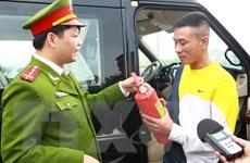 Hà Nội: Rối loạn, bát nháo thị trường bình chữa cháy