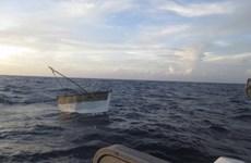 27 thuyền nhân Cuba vượt biên cập vào bờ biển của Honduras