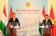 Việt Nam-Hungary thúc đẩy quan hệ hữu nghị hợp tác truyền thống