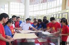Lạng Sơn: Triển lãm bằng chứng về chủ quyền Hoàng Sa, Trường Sa