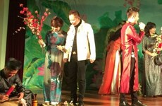 Nghệ sỹ Việt Nam xuất ngoại phục vụ khán giả quốc tế đầu năm