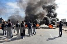 Nội các Tunisia họp khẩn về tình trạng bùng phát bạo động
