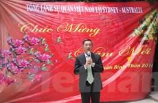 Tổng Lãnh sự quán Việt Nam tại Sydney tổ chức gặp mặt mừng Xuân