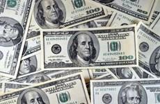 Đồng USD tăng nhẹ sau khi rơi xuống mức thấp nhất trong 2 tuần
