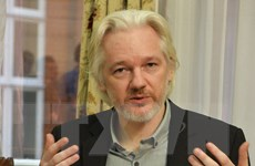 """LHQ kết luận nhà sáng lập trang WikiLeaks """"bị giam giữ tùy tiện"""""""
