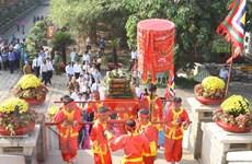 TP. Hồ Chí Minh tổ chức dâng cúng bánh tét Quốc tổ Hùng Vương