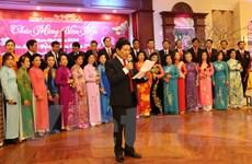 Câu lạc bộ đồng hương Xiengkhuang gặp mặt mừng Xuân Bính Thân