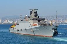 Hải quân Nga đưa tàu tên lửa Zelyony Dol đến miền Tây Syria