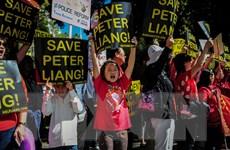 Biểu tình lớn ở Mỹ phản đối vụ kết tội một cảnh sát gốc Hoa