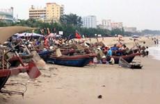 Thanh Hóa hỗ trợ ngư dân sau khi di dời 4 bến neo đậu tàu cá