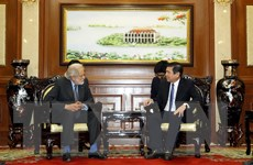 TP. Hồ Chí Minh chào đón các đối tác tiềm năng từ Xứ sở Sương mù