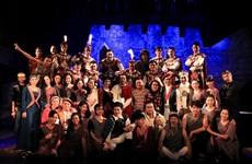 """Nghệ sỹ Việt Nam diễn """"Hamlet"""" tại nhà hát lâu đời nhất Singapore"""