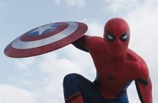 """Người Nhện bất ngờ xuất hiện trong cuộc """"Nội chiến siêu anh hùng"""""""