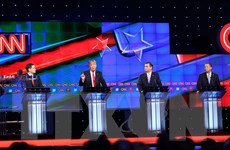 """Bầu cử Mỹ: Tỷ phú Donald Trump chuyển sang chiến thuật """"ôn hòa"""""""