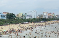 Dự án cải tạo ven biển Sầm Sơn: Sẽ khai thác du lịch cả 4 mùa