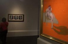 Năm bức tranh của Francis Bacon trị giá 33,5 triệu USD bị đánh cắp