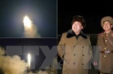 Triều Tiên mô phỏng thành công đầu đạn hạt nhân quay lại khí quyển