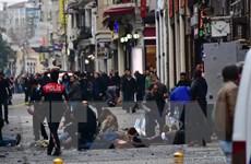 Đánh bom ở Thổ Nhĩ Kỳ: 2 người Mỹ và nhiều người Israel thương vong