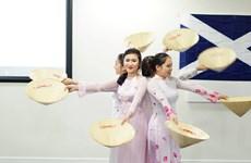Dấu ấn văn hóa Việt tỏa sáng trên cao nguyên Scotland