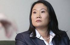 Bầu cử Peru: Nữ nghị sỹ Keiko Fujimori tiếp tục dẫn đầu cuộc đua