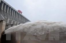 Nước xả thủy điện từ Trung Quốc sẽ đổ về ĐBSCL vào giữa tháng Tư