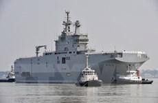 Ai Cập chi hơn 1 tỷ USD mua tàu chiến, vệ tinh quân sự của Pháp