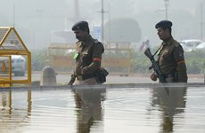 New Delhi bị đe dọa tấn công khủng bố, Ấn Độ thắt chặt an ninh