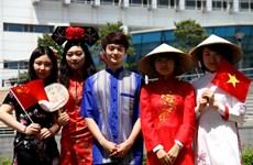 Việt Nam đứng thứ hai về số lượng du học sinh tại Hàn Quốc