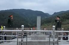Bộ đội Biên phòng Việt Nam và Trung Quốc tiến hành tuần tra chung