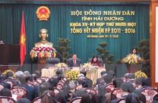 Dừng thí điểm không tổ chức Hội đồng Nhân dân huyện quận, phường