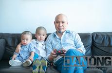 Nhạc sỹ Huy Tuấn: Tôi dẫn dắt các ca sỹ, các con dẫn dắt tôi