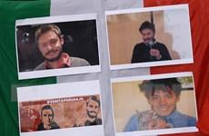 Các công ty lữ hành Italy ngừng đưa khách du lịch tới Ai Cập