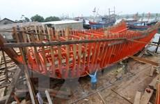 Nhiều ngư dân Quảng Nam muốn trả lại tàu vỏ sắt vì không phù hợp