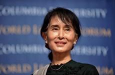 [Video] Bà Aung San Suu Kyi làm Cố vấn nhà nước Myanmar