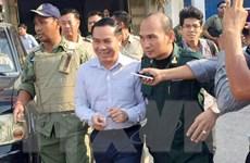Quốc hội Campuchia họp khẩn về việc bắt giữ nghị sỹ Um Sam An