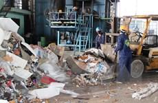 Thái Nguyên vận hành nhà máy xử lý rác thải công nghệ châu Âu
